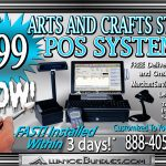 Arts and Crafts Store POS Systems