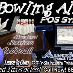 Point of Sale Bowling Alley POS System