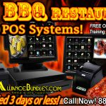 Alliance Bundle offers Barbecue BBQ POS Systems starting at $99 a month!