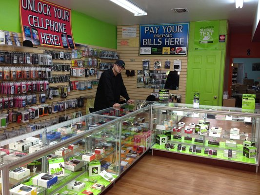 cellphone store point of sale system