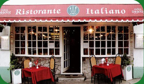 Italian Restaurant Point of Sale System