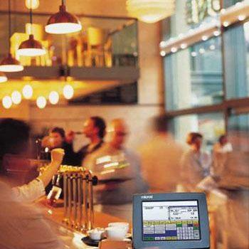 Bar and restaurant POS system