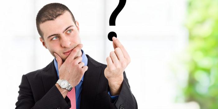 GUY ASKS QUESTION