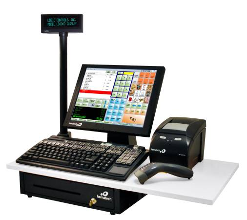Pos Systems For Your Gas Station Alliance Bundle