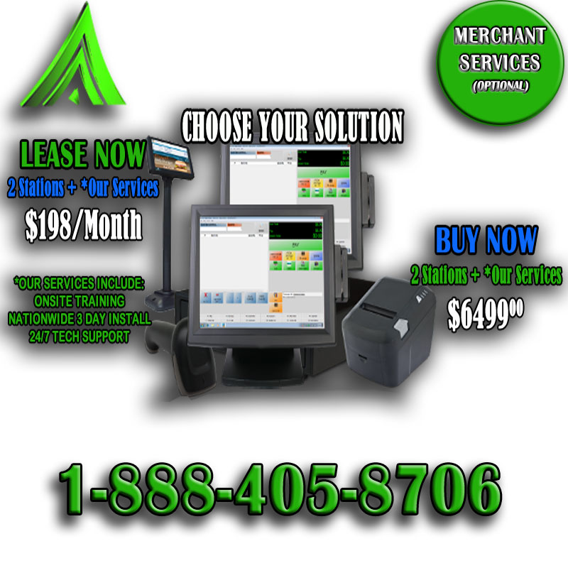 POS System Lease