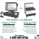 Restaurant Equipment - Ice Machine - Gas Fryer